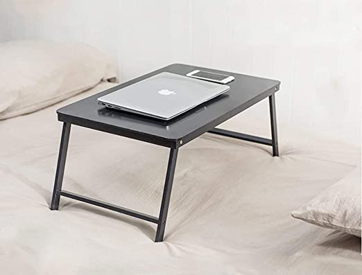 J-Mesa Plegable Ajustable Escritorio del ordenador portátil ...