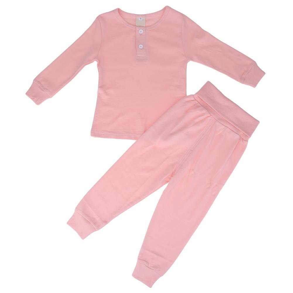 Baby Sleepwear Set,amazingdeal Children Cotton T-shirt Pants Nightwear Pajamas