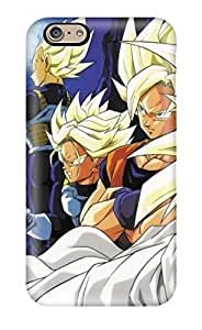 Faddish Phone Dbz Case For Iphone 6 / Perfect Case Cover hjbrhga1544