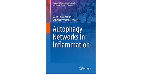 Amazon com: Autophagy Networks in Inflammation (Progress in