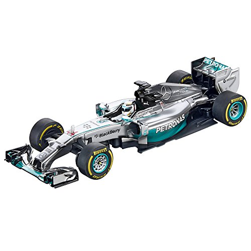 Carrera Digital 132 - 20030733 - Voiture De Circuit - Mercedes-benz F1 W05 Hybrid - L.hamilton No.44