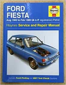 haynes ford fiesta manual download free