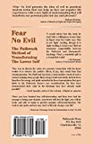 Fear No Evil: The Pathwork Method of Transforming