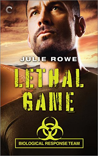 Lethal Game (Biological Response Team Book 2) (Best Strains For Ptsd)