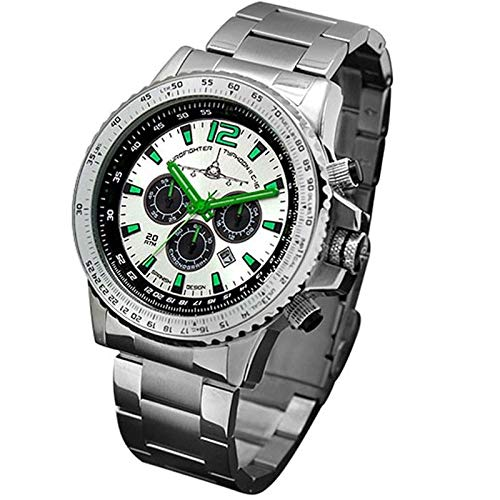 Reloj Aviador Eurofighter Typhoon II Caballero AV-1105: Amazon.es: Relojes