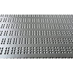 27 Lines 30 Cells Braille Writing Slate with 2 pcs Stylus (Full Page)