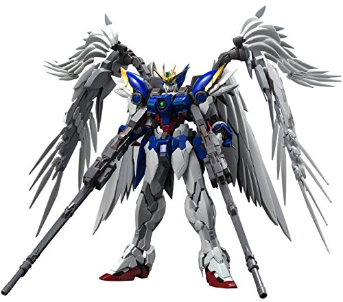 Bandai Hobby Hi-Resolution Model 1/100 Zero EW Gundam Wing: Endless Waltz Kit Figure
