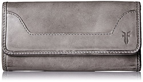 Melissa Continental Snap Wallet, Ice by FRYE