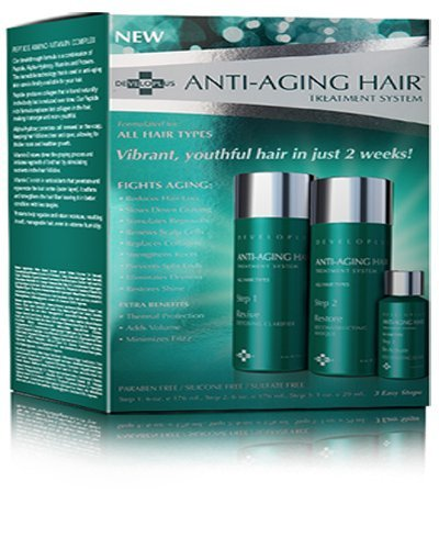Developlus Anti Aging Hair Treatment System product image