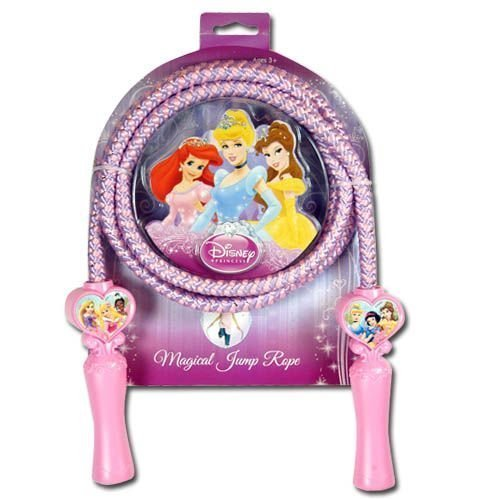 What Kids Want Princess Shaped Handle Jump Rope by What Kids Want!