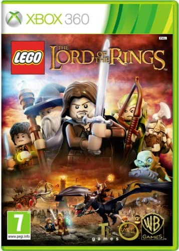 Lego Lord of the Rings (Xbox 360) [Importación inglesa]: Amazon.es ...