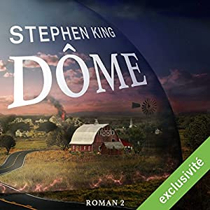 Dôme 2 Audiobook