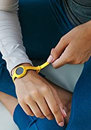 UP MOVE by Jawbone Activity + Sleep Tracker, Slate with Yellow Clip