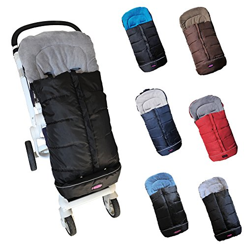 Image of the Winter Outdoor Tour Waterproof Baby Infant Universal Stroller Sleeping Bag, Footmuff, Baby Bunting Bag, Baby Cozy Stroller Blanket, Adaptable for Universal Strollers