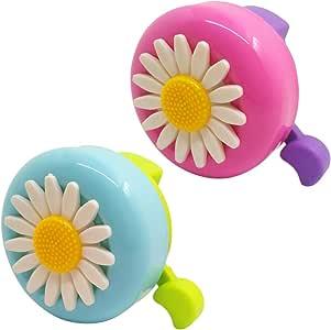SENHAI 2 campanas de bicicleta para niños, timbre de bicicleta ...