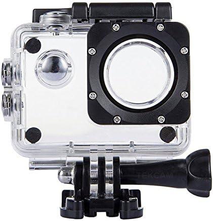 2x Impermeable Cámara Subacuática Carcasa Funda Nereus DC-WP500 Para Olympus XZ-1