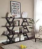 Coaster Bookshelf, Cappuccino For Sale