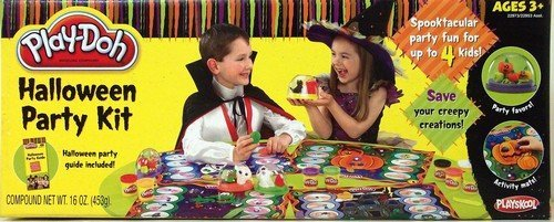 Play-Doh Halloween Party Kit]()