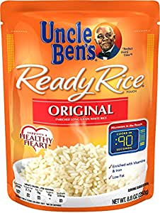 Amazon.com : UNCLE BEN'S Ready Rice: Original (12pk
