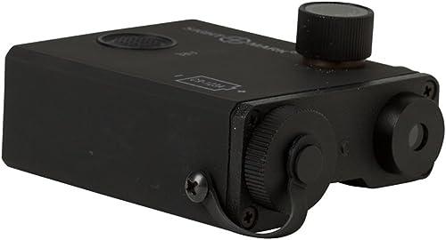 Sightmark LoPro Designator Sight with Green Laser (SM25001),Black