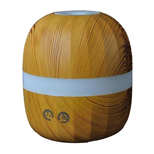 Fabal Essential Oil Diffusers Aroma Ultrasonic Cool Mist Humidifiers (Khaki)
