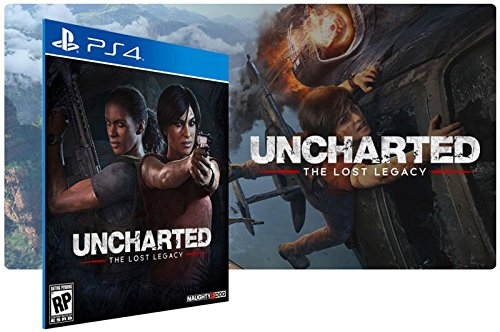 Uncharted  The Lost Legacy   Playstation 4 Download Voucher Code