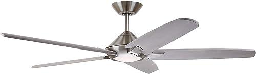Emerson CF515TM60BS 60″ Dorian Eco Ceiling Fan