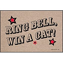 Ring Bell Win A Cat Mat