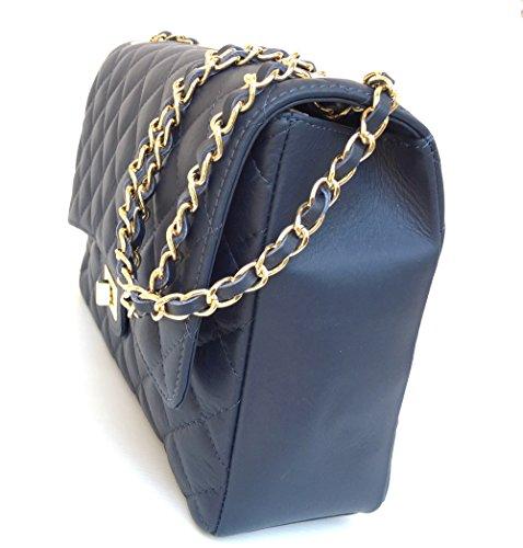 Bag Per Tote Donne Scuro Blu Le Superflybags fq5wEUU