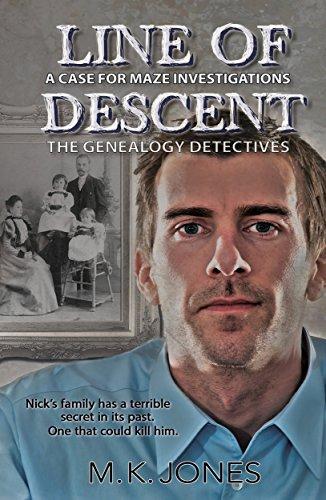 Line of Descent (Maze Investigations - The Genealogy Detectives Book 2)