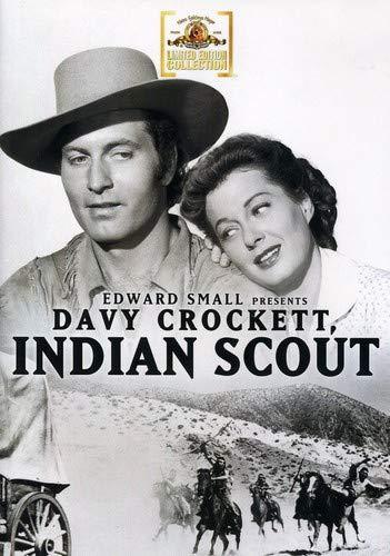 Davy Crockett, Indian Scout (Davy Crockett Dvd)