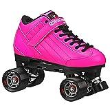 Roller Derby Elite Stomp-5 Roller Skates Pink Size 5