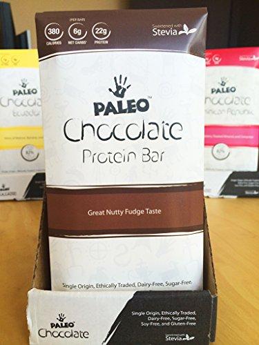 Paleo Protein Bar (22g de
