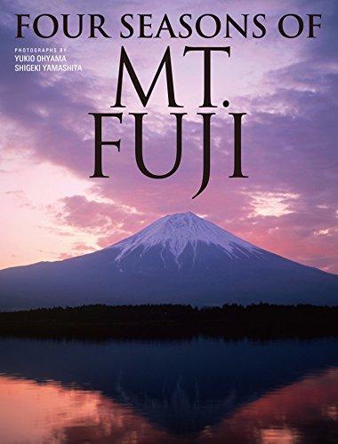 Four Seasons of Mt. Fuji - Mt Japan Fuji Volcano