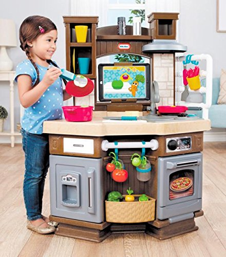 51nP1032eKL - Little Tikes Cook 'n Learn Smart Kitchen