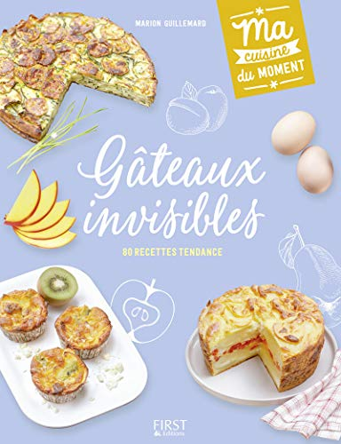 Gâteaux invisibles Marion GUILLEMARD