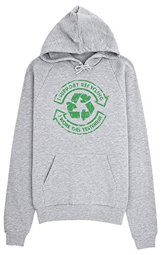 Karma Recycling Women's Hoodie Pullover