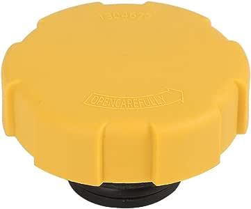 X AUTOHAUX Coche Radiador Refrigerante Agua Cabezal Tanque Presión Tapa Tanque Cubierta: Amazon.es: Coche y moto