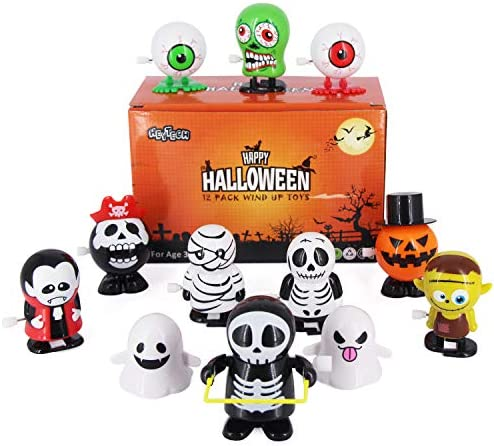 51nP1sz8f2L. AC  - heytech 12 PCS Wind-up Toys for Halloween Assorted