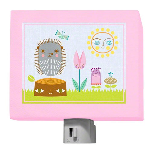 Oopsy Daisy Night Light, A Very Fairy Topiary Woodland Friends, 5