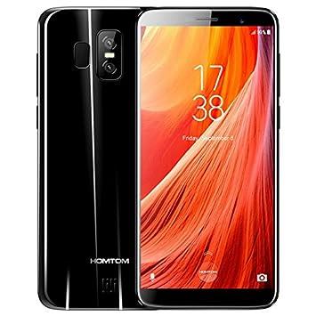 Smartphone Android Homtom S7 Dual SIM, 3 GB RAM + 32 GB ROM, Quad ...