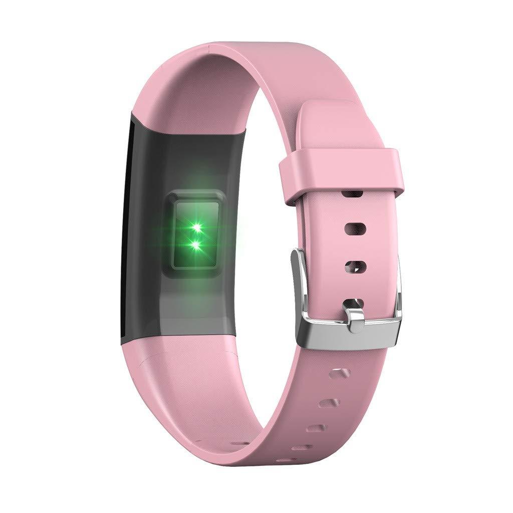 YWLINK Smartwatch Reloj Deportivo Hombre Y Mujer Monitoreo del ...