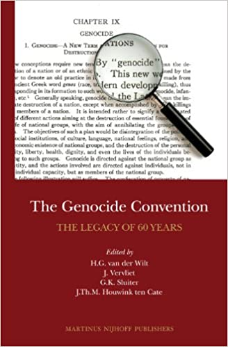 bcdb91d4961277 Amazon.com  The Genocide Convention  The Legacy of 60 Years  (9789004153288)  Harmen Wilt