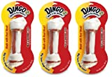 Dingo Knotted Bone Lrg 8 In. – 8.5 In, 3.5 oz. by Dingo