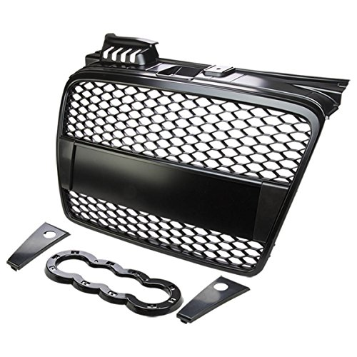 2007 audi a4 fog light grill - 2