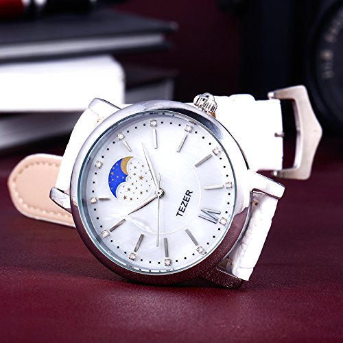 Amazon.com: Reloj De Mujer Women Casual Quartz Wristwatch Relogio Feminino Para Damas: Watches
