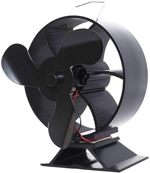 Biback Fan Chimenea Ventilador Ventilador térmico de Alta ...