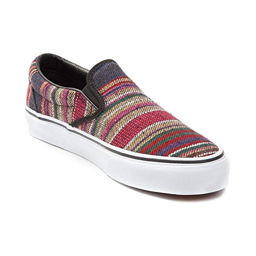 5 4 Slip Shoe 5 On Skate Mens Baja Womens Vans 7118 Authentic UEnw8Iqx6Y