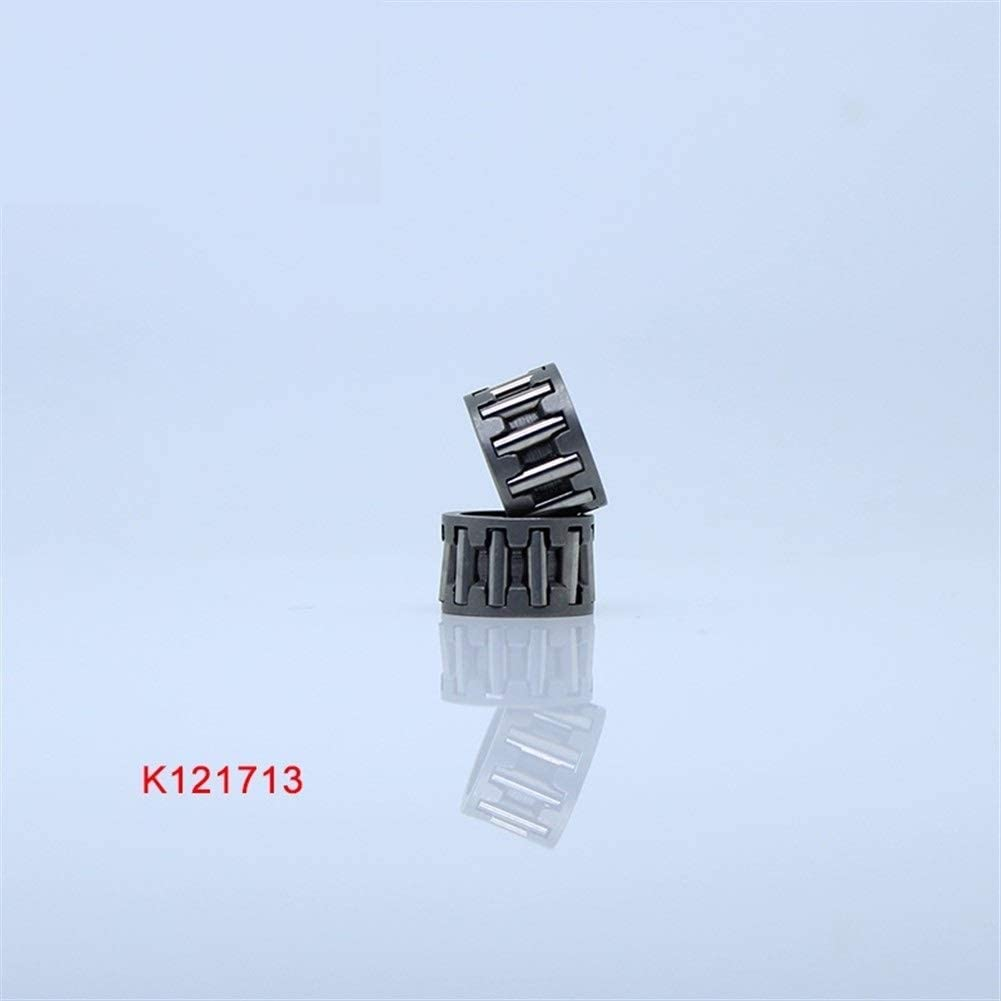 HVAC Industrial K121713 Bearings DINGGUANGHE-CUP Needle Roller Bearings 10 PCS K12X17X13 Radial Needle Roller Bearing and Cage Assemblies for RC Models Electric Motors Automotive