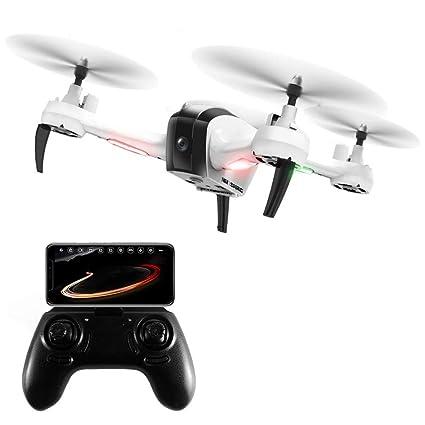 ILYO Drone con cámara Adulto RC avión Inteligente Seguir Gesto ...